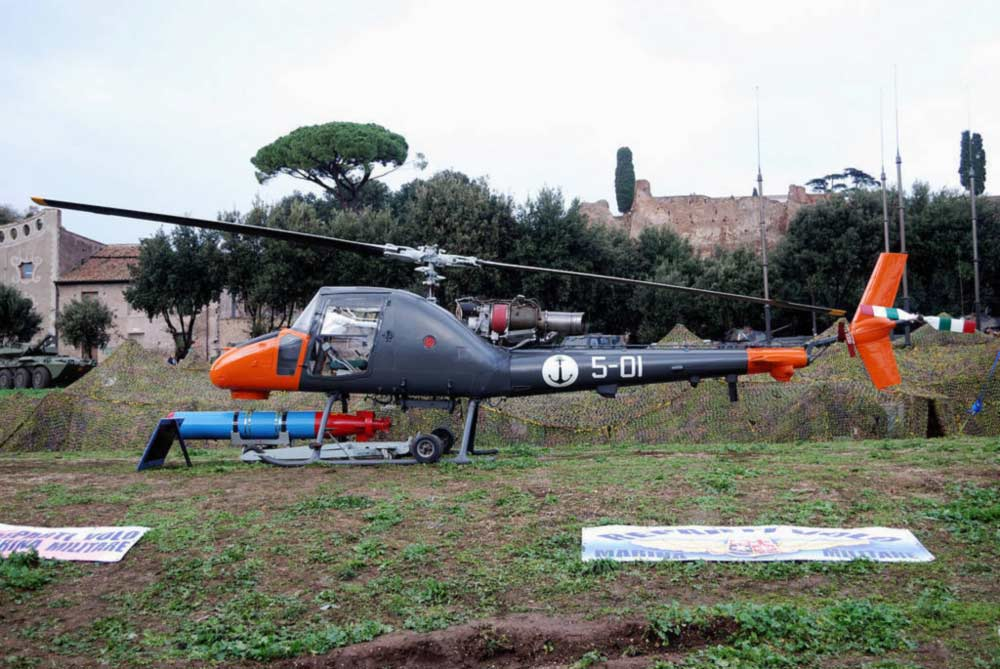 Elicottero Monoposto : Filoweb agusta a