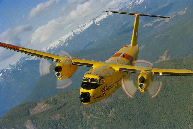 de Havilland Canada DHC-5 Buffalo