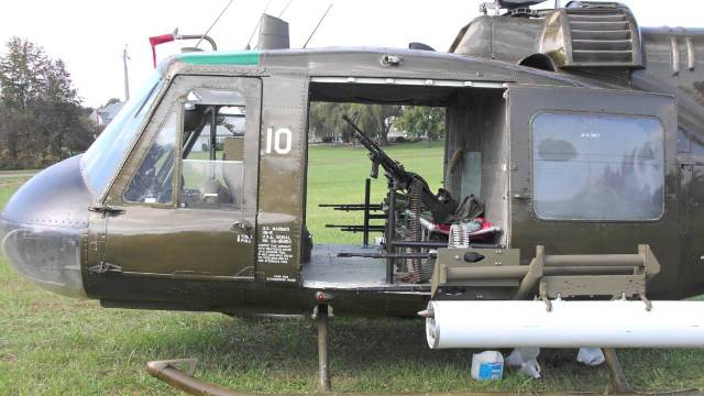 Bell Model 204 UH-1 Iroquis