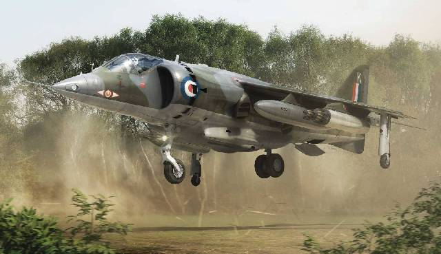 BAE Harrier (Hawker Siddeley)