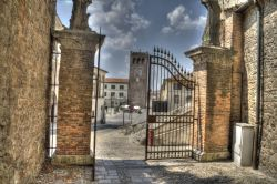 Monselice HDR-particolare